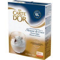 Mousse De Coco Carte D'or 3x225gr - 17023