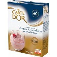 Mousse De Frambuesa Carte D'or 3x215gr - 17030