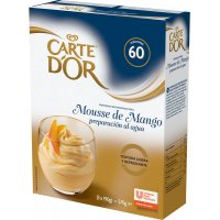 Mousse De Mango Carte D'or 3x190gr - 17031