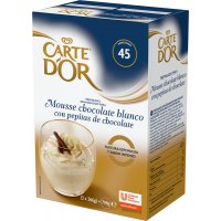 Mousse Choc Blanco/pepit Carte D'or 3x266gr - 17032