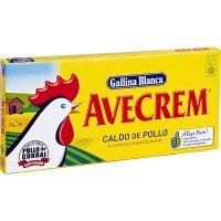 Caldo Avecrem Pollo 8 Pastillas - 17105
