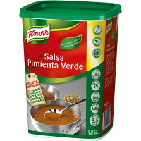 Salsa Knorr Pimienta Verde - 17114