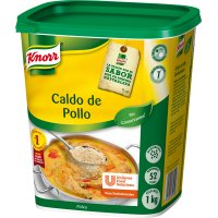 Caldo Knorr Polvo Pollo - 17121