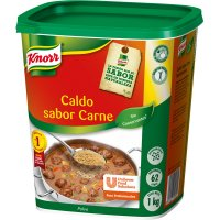 Caldo Knorr Polvo Carne 1000 Gr - 17122