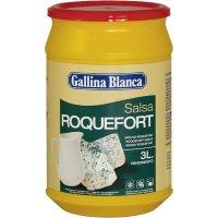 Salsa Roquefort Gallina Blanca 1kg - 17163