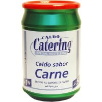 Caldo Catering Carne Gallina Blanca 1kg - 17179