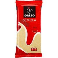 Sémola Gallo 250gr - 17216