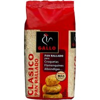 Pan Rallado Gallo 250gr - 17223