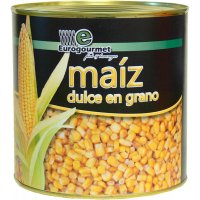 Maiz Eurogourmet 3kg - 17241