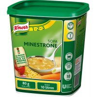 Sopa Minestrone Knorr 800gr - 17266