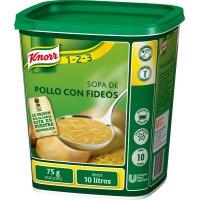Sopa De Pollastre Amb Fideus Knorr 750gr - 17267
