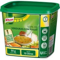 Sopa Ave Con Verduras Knorr 500gr - 17269