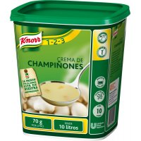Crema Champiñones Knorr 700gr - 17270
