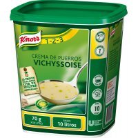 Crema Porros Vichyssoise Knorr 700gr - 17273