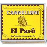 Canelones El Pavo 20 Placas - 17284