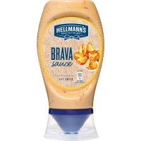 Salsa Brava Hellmann's 250ml Bocabajo - 17310