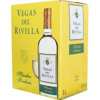 Vegas De Rivilla Blanc B.i.b. 5lt - 1733