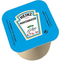 Mayonesa Heinz Dip Pots 25gr - 17406