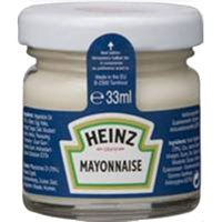 Mayonesa Heinz Glass Tarrina 33ml - 17456