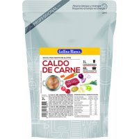 Caldo Carn Gallina Blanca 1lt Doy-pack - 17462