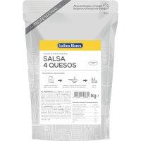 Salsa 4 Formatges Gallina Blanca Líquid Doy-pack 1lt - 17479