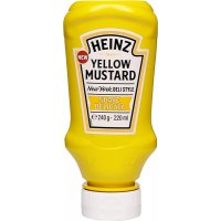 Mostassa Heinz Top Down 220gr - 17617