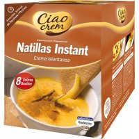 Natilles Instant Ciao 8x135gr - 17674