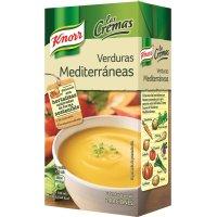 Crema De Verduras Mediterraneas Knorr 500ml - 17793