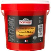 Mostassa A L'antiga Bornier 1kg Pot - 17815