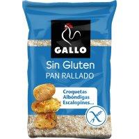 Pan Rallado Sin Gluten Gallo 200gr - 17818