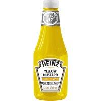 Mostaza Heinz Yellow Mustard Mild Clasica 875ml (6 U) - 17825