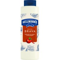 Salsa Brava Hellmann's 850ml Botella - 17832