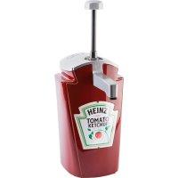 Dispensador Ketchup Heinz Rojo 5lt - 17835