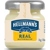 Mayonesa Hellmann's Mini Tarro 33ml 80u - 17841