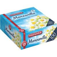 Manzanilla Pompadour 100 Sobres - 17844