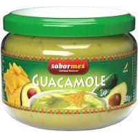 Salsa Guacamole Dip Sabormex 300gr (12 U) - 17869