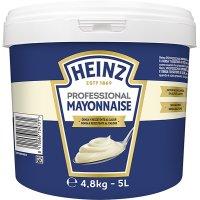 Mayonesa Profesional Heinz Cubo 5 Kg - 17903