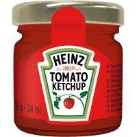 Ketchup Heinz Roomservice 39gr 80u (1 U) - 17906