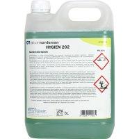 Detergente Desinf Perfumado Hygien 202 5lt - 18137