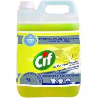 Cif Limpiador General Limon 5lt - 18200