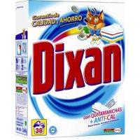 Detergente Dixan 38 Cacitos (4 U) - 18205