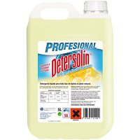 Detergent Prof Detersolin Marsella Gfa 5lt - 18262