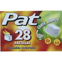Pastillas Fuego Pat - 18926