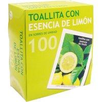Toallitas Limon P-100 - 19007
