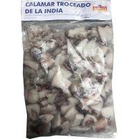Calamar Troceado Indio Pasapesca 1 Kg Cg - 19567