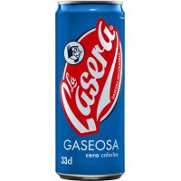 Gaseosa La Casera Lata 33cl - 20