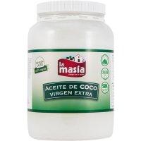 Aceite De Coco Virgen Extra La Masia 1lt Pet - 2165