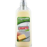 Fregasuelos Con.al Jabon Lagarto Platinum 1lt - 2274