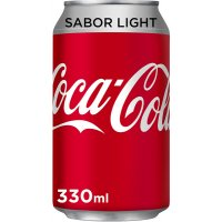 Coca Cola Lata Light 33cl - 2332