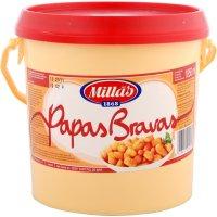 Salsa Papas Bravas Millas 1,85 Kg (4 U) - 23643